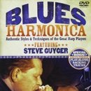 Blues Harmonica Instruction Book with DVD